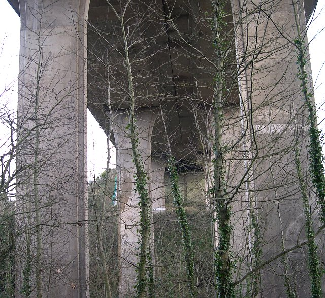 Underneath the Viaduct