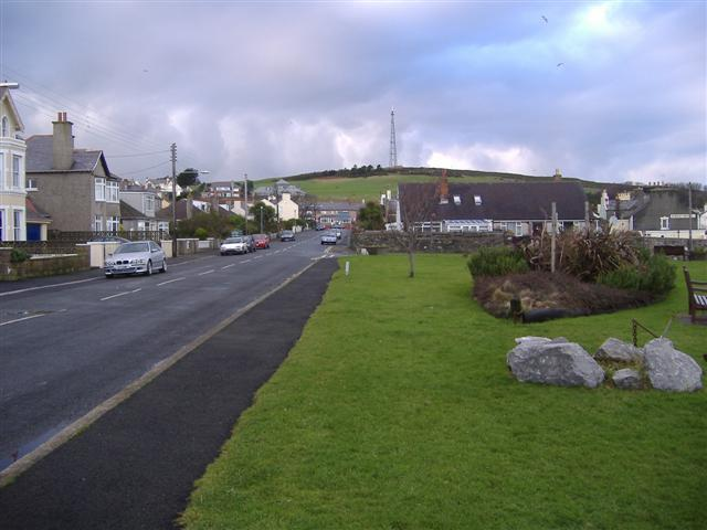 Queens Road  Port St. Mary