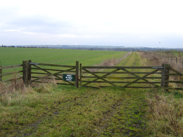 Farmland, Toft, Cambs