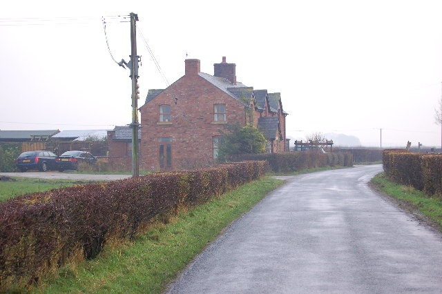 Bradshaw Lane Cottage Farm