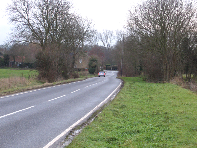 Hardwick Road, Toft, Cambs