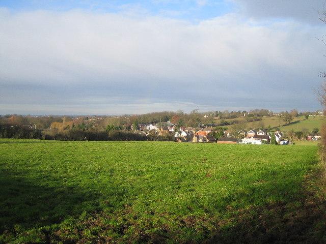 Farmland and Meriden
