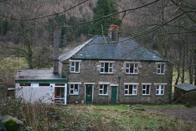 High Gillerthwaite Youth Hostel