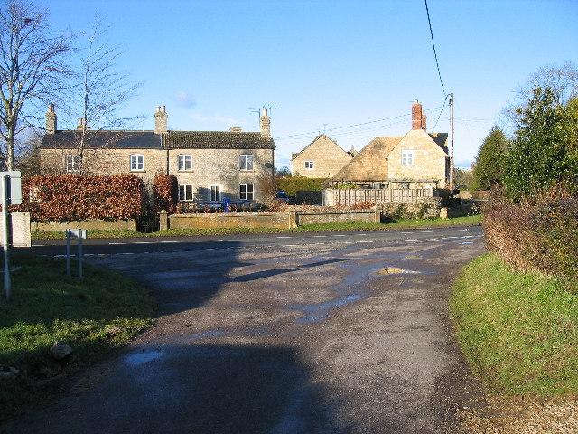 Mill Lane Corner, Somerford Keynes