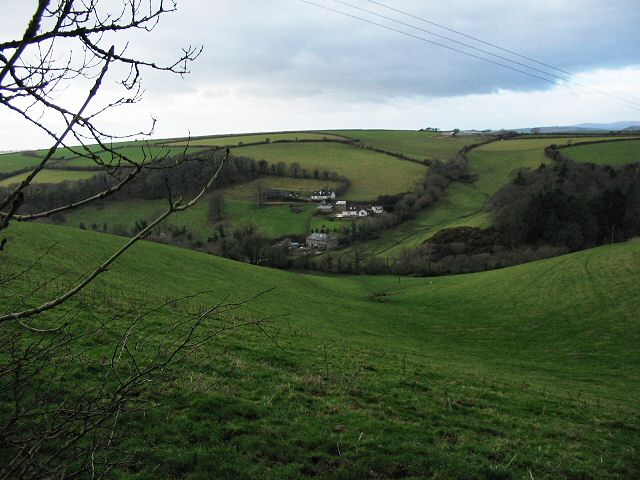 South Hams countryside