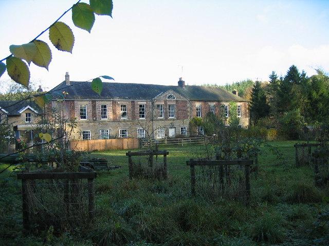 Haughton Paper Mill