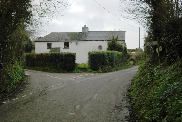 House at Tideford Cross