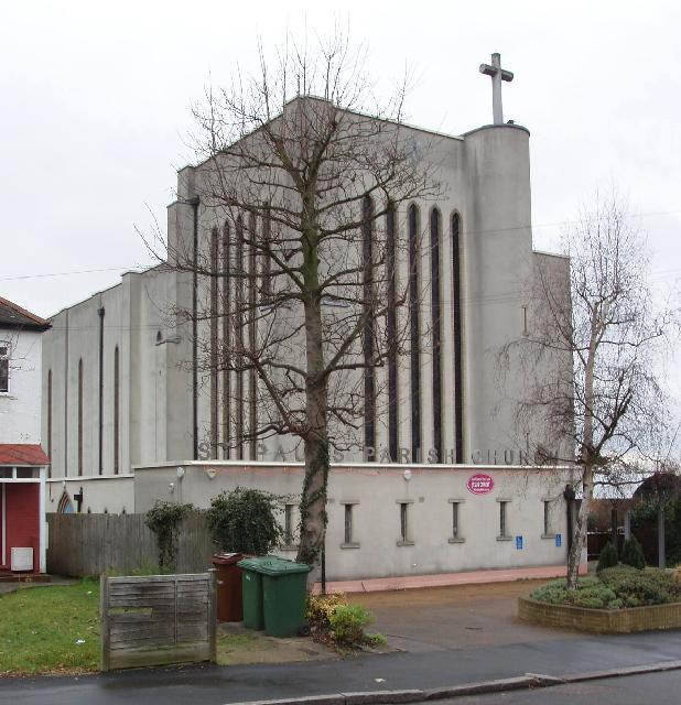 St Paul's Church, South Harrow