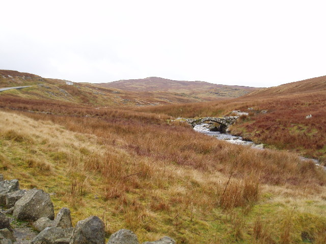 Old Stone Bridge over the Afon Taihirion