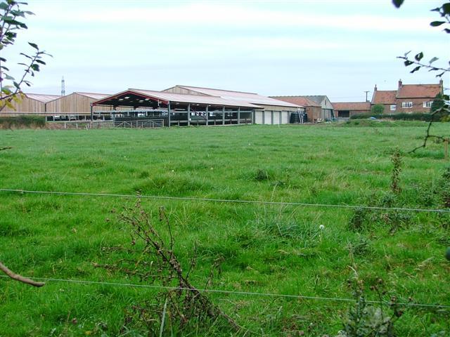 Corps House Farm