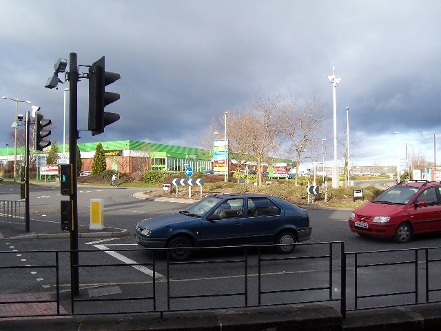 Branksome Retail Park