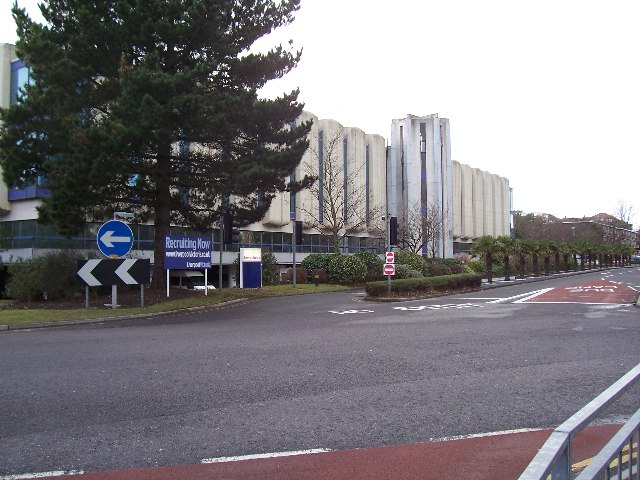 County Gates Gyratory
