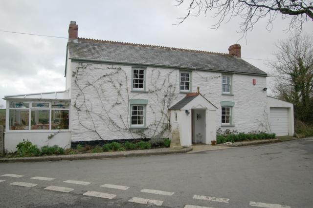 Cottage, Lantallack Cross