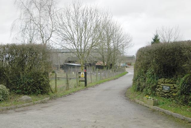 Hay Lake Farm, Lantallack Cross