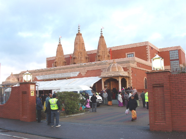Hindu Temple, Kenton, Harrow