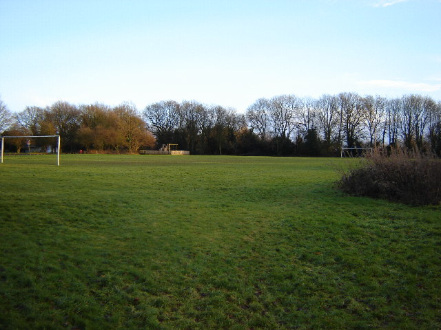 Medstead Football Pitch