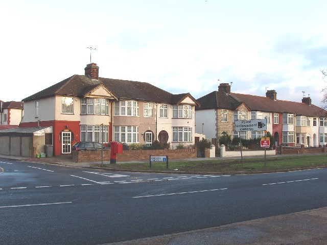 Houses on Honeypot Lane
