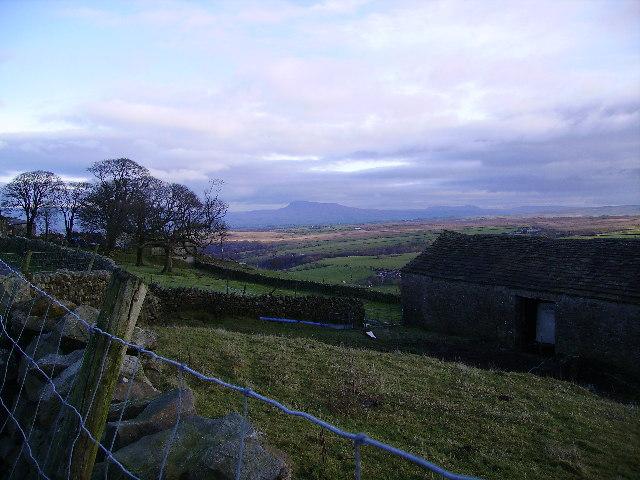 Barn Winder Farm