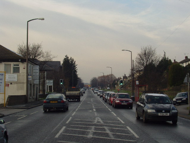Kirkstall Road, Burley, Leeds