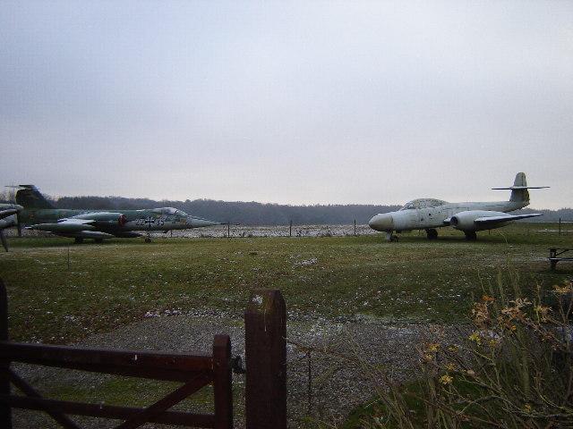 Aircraft Museum, Lasham