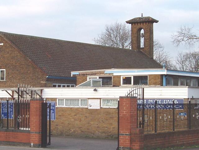 Saint Panteleimon Greek Orthodox Church, Kenton Road, Harrow