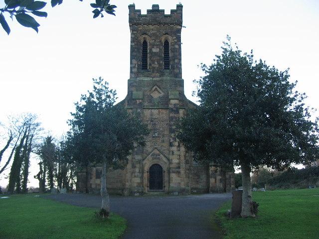 Bagillt church