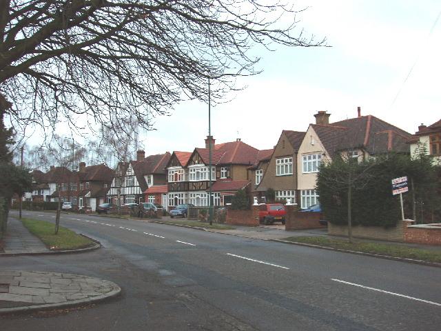 Woodcock Hill, Kenton