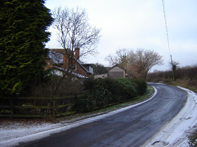 Cottage in Spain Lane near Burkham