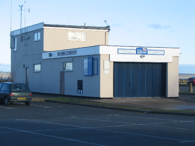 Fflint Inshore Lifeboat station