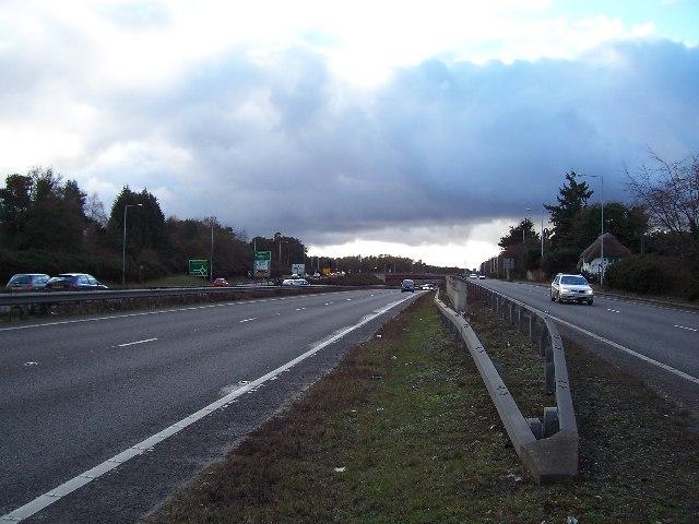 Ashley Heath Junction