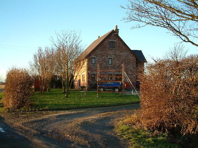 Midge Hall Farm