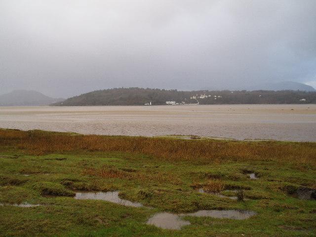 Afon Dwyryd Estuary