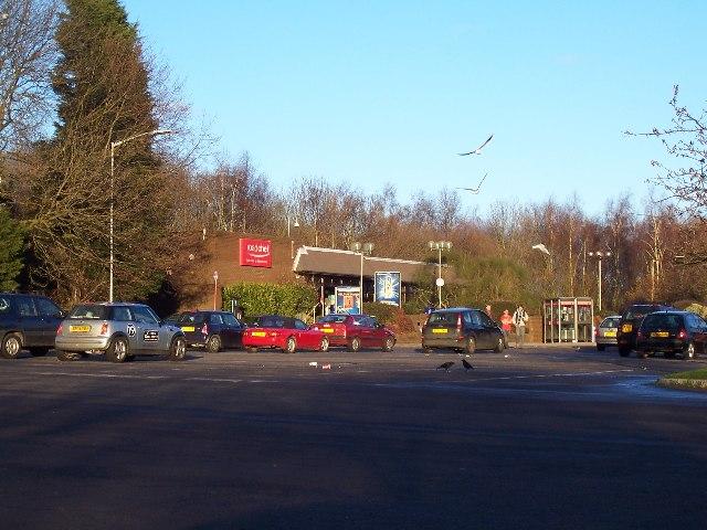 Rownhams service station