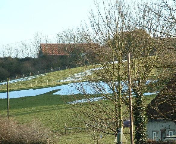 Hillside near Hithervale Farm