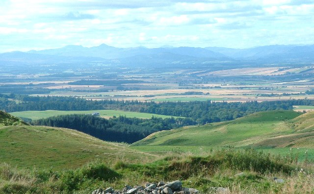 Westhall Hill (and Strathearn)