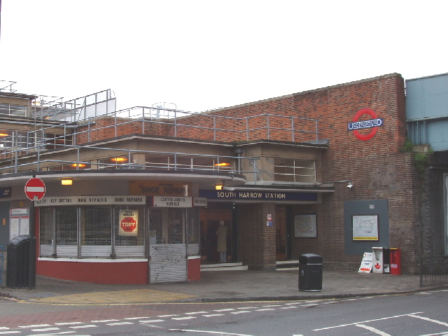South Harrow Underground station