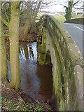 SK1041 : Quixhill Bridge by Linda Bailey