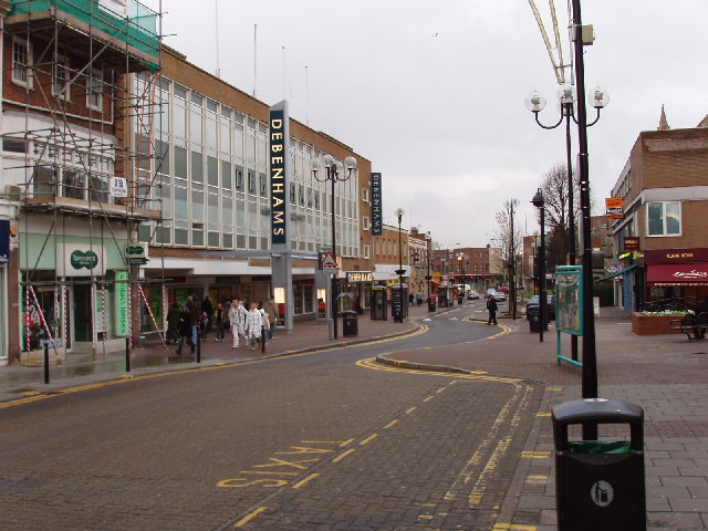 Department store, Harrow