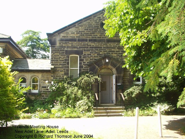 Friends Meeting House, New Adel Lane, Leeds