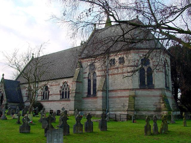 Denstone Church