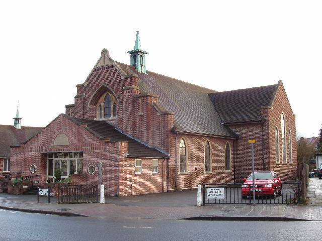 Kenton Methodist Church
