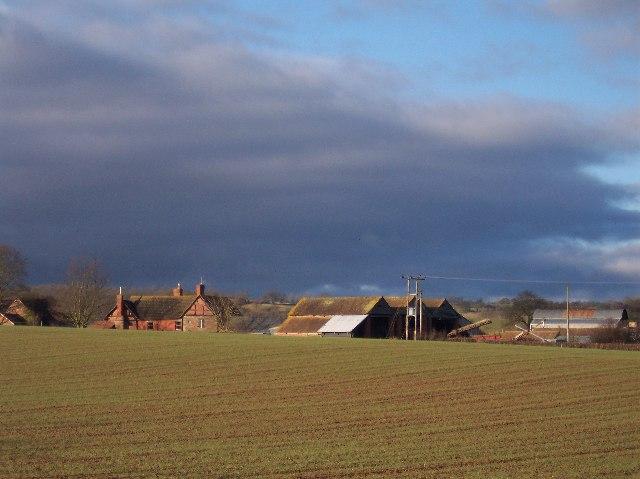 Lower Walton Farm