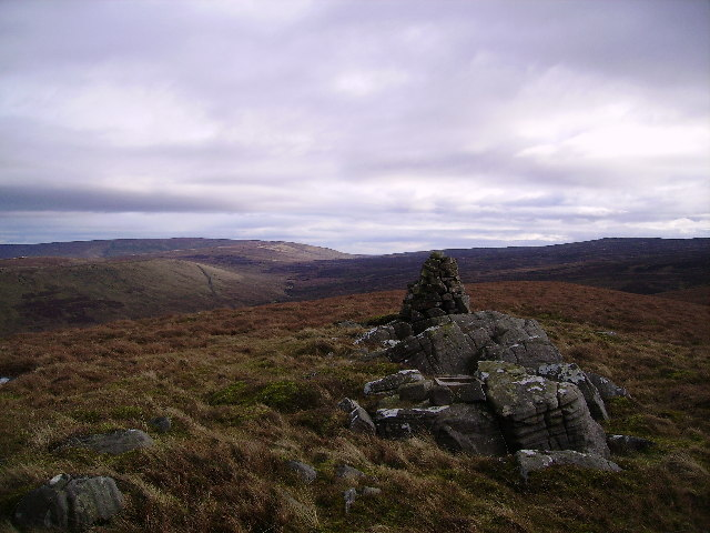 Cairn Mallowdale Pike