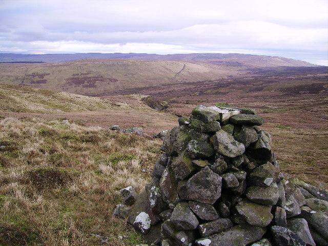 Cairn Marking Fold Hill