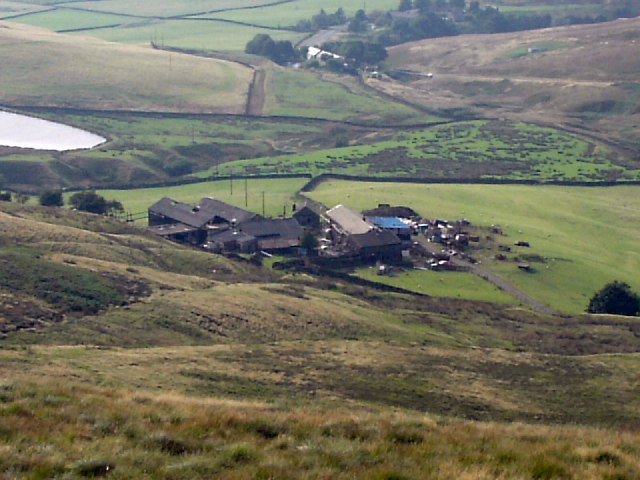 Blackstone Edge Fold farm