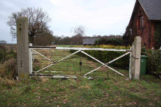 Crossing Gate