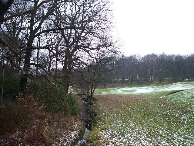 Temple Newsam golf course