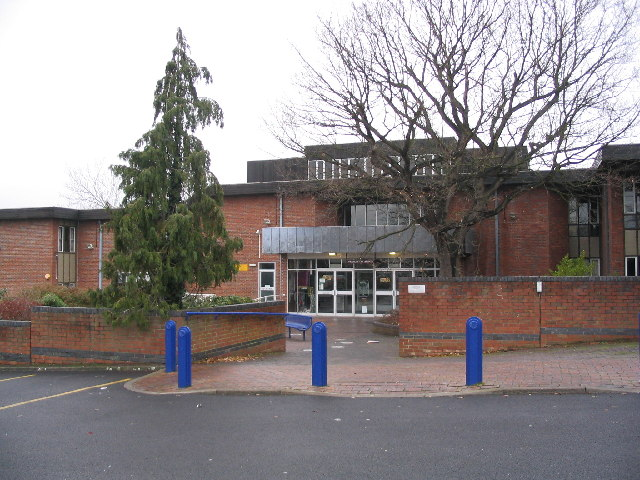 Loughton Library
