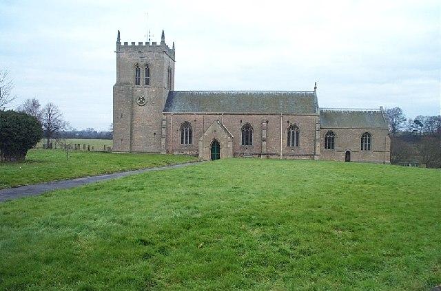St Mary's Church Norton Cuckney