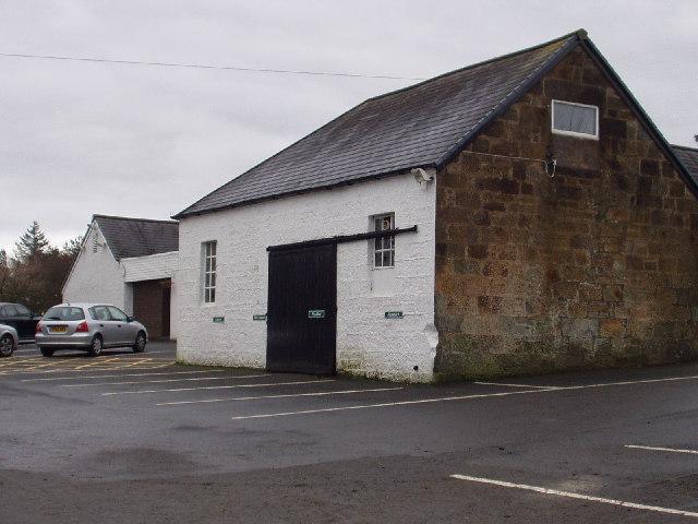 Cathcart Castle Golf Club - Club House
